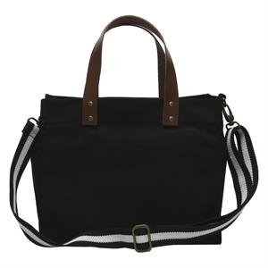 Brooklyn Tote With Cotton Web Strap