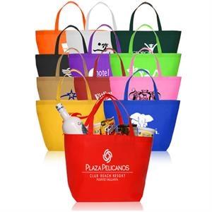 Budget Non-Woven Shopper Tote Bags