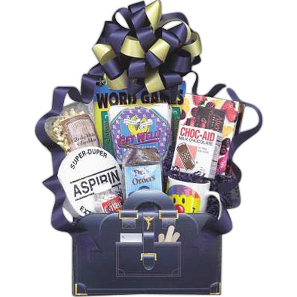 Doctor's Orders Get Well Gift Box- Md