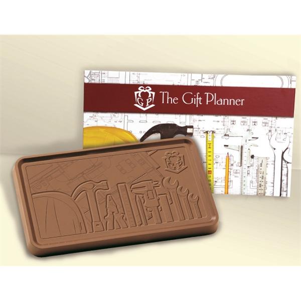 1 lb.Gift Planner Custom Logo Bar