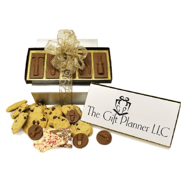 Industry Gourmet Chocolate Dream Your Theme Gift Tower