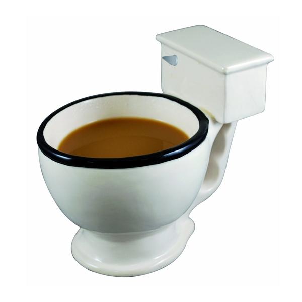 Ceramic Closestool Shaped Cup