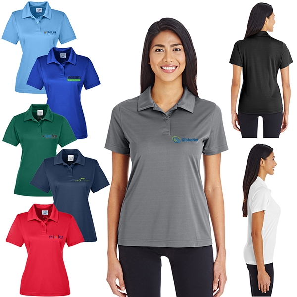 School Uniform 365 Innovation Unisex Polo Shirts