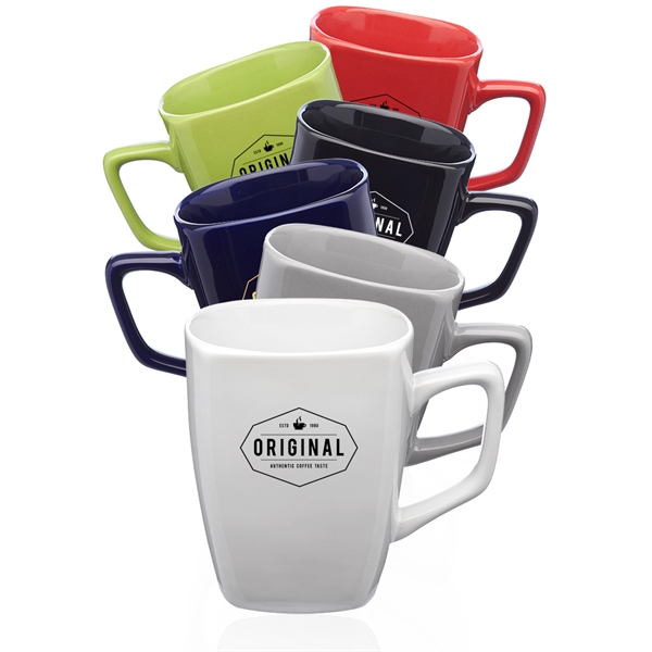 Coffee Mug With Printed Design 11 Oz White Tea Cup Awesome 16 Years Looks Mugs Dinnerware Serveware