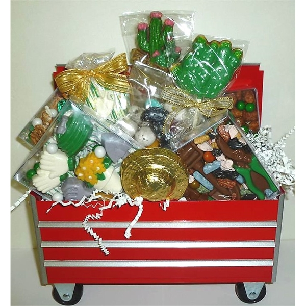 Landscaper Chocolate Gourmet Toolbox gift
