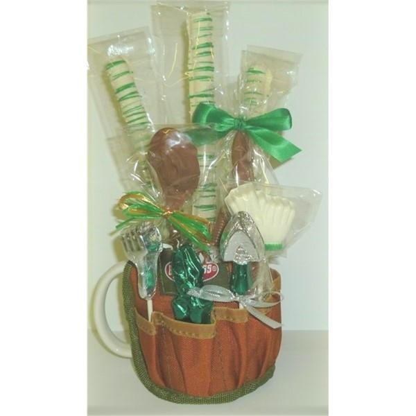 Landscaper Gourmet Chocolate Toolbelt Mug Holder