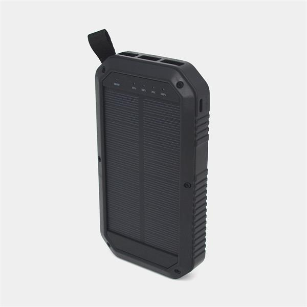 Solar Qi Wireless Power Bank